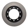 Centric - 120.83014 - Premium Brake Rotor