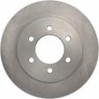 Centric - 121.65128 - Standard Brake Rotor