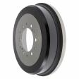 Centric - 122.44022 - Premium Brake Drum