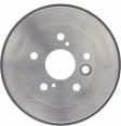 Centric - 122.44036 - Premium Brake Drum