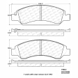 Centric Parts - 301-13630 - Centric Premium Ceramic