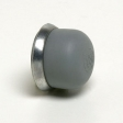 Cole Hersee - 83280 - Threaded Gray Cap for Push-Button Switches