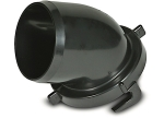 Camco - 39402 - Sewer Fitting Hose Adaptor 45 Degree