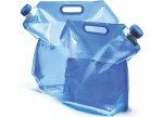 Camco - 51092 - Expandable Water Carrier Blue/Clear 5L