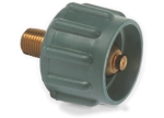 Camco - 59923 - Lp Green Acme Nut X 1/4In NPT
