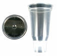 Devilbiss - DPC-503-K24 - 3Oz Disposable Cup 24/Bag