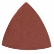 DYNABRADE - 93983 - Triangular x 80 Grit A/O Non-Vacuum PSA DynaCut Dynafine Disc