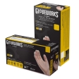 AMMEX - IVPF48100 - Gloveworks Vinyl Disposable Gloves X-Large Clear Powder Free - 100/Pack