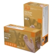 AMMEX - GPX346100 - X3 Vinyl Disposable Gloves Large Clear Powder Free - 100/Pack