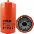 Fram Filters - P1103A - Fuel, Primary Spin-on
