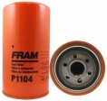 Fram Filters - P1104 - Fuel, Secondary Spin-on