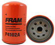 Fram Filters - P4102A - HD Fuel, Secondary Spin-on