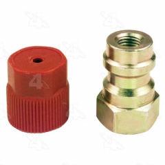 Four Seasons - 59977 - A/C High Side Conversion Hose Fitting