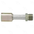 Four Seasons - 15810 - Straight Male Standard O-Ring A/C Fitting
