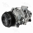Four Seasons - 158366 - A/C Compressor New Compressor
