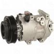 Four Seasons - 158396 - A/C Compressor