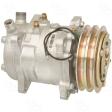Four Seasons - 58567 - New Sanden/Sankyo SD507 Compressor w/ Clutch