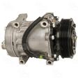 Four Seasons - 58632 - New Sanden/Sankyo SD709 Compressor w/ Clutch