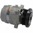 Four Seasons - 58974 - New GM V5  Compressor w/ Clutch