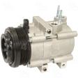 Four Seasons - 68185 - New Ford FS18 Compressor w/ Clutch