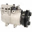 Four Seasons - 68314 - New Ford HS15 Compressor w/ Clutch