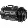 Four Seasons - 68361 - New Nippondenso 6C17 Compressor w/ Clutch