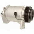 Four Seasons - 68465 - New York-Diesel Kiki-Zexel-Seltec DKS17D Compressor w/ Clutch