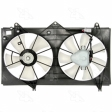 Four Seasons - 75356 - Engine Cooling Fan Assembly Rad / Cond Fan Assy.