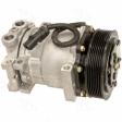 Four Seasons - 78562 - New Sanden/Sankyo SD7H15 Compressor w/ Clutch