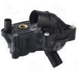 Four Seasons - 85671 - Engine Coolant Water Outlet Housing Kit Outlet / Housing Kit