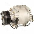 Four Seasons - 98569 - New Ford Scroll Compressor w/ Clutch