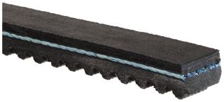 Gates - AX71 - Tri-Power Belt (Molded Notch)