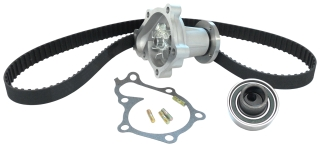 Gates - TCKWP104 - Timing Belt Component Kit with Water Pump
