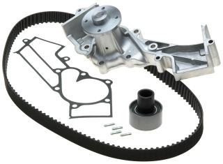 Gates - TCKWP249C - PowerGrip Premium OE Timing Belt Component Kit W/Water Pump