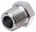 Gates - G60130-0802 - Hydraulic Coupling / Adapter