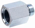 Gates - G60275-0504 - Hydraulic Coupling / Adapter
