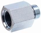 Gates - G60275-0602 - Hydraulic Coupling / Adapter