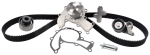 Gates - TCKWP221A - Timing Belt Component Kit with Water Pump