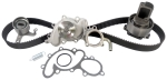 Gates - TCKWP240C - Timing Belt Component Kit with Water Pump