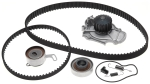 Gates - TCKWP244 - Timing Belt Component Kit with Water Pump