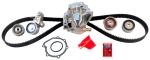 Gates - TCKWP304 - Timing Belt Component Kit with Water Pump