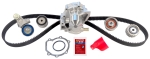 Gates - TCKWP307 - Timing Belt Component Kit with Water Pump