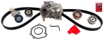 Gates - TCKWP307A - Timing Belt Component Kit with Water Pump