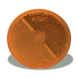 Grote - 40073 - Round Stick-On Reflector