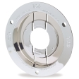 Grote - 43163 - Theft-Resistant Mounting Flange and Pigtail Retention Cap for 2 1/2