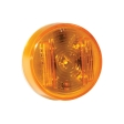 Grote - 46133 - Yellow LED PC/P2 Marker Lamp