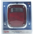 Grote - 50972-5 - Red 3-Stud Replacement STT Lamp
