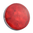 Grote - 53252 - Red LED 10 Diode STT Lamp