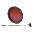Grote - G4012 - Red Low Profile/Grommet/Pigtail Kit