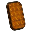 Grote - G4503 - LED S/T/T Low Profile Amber